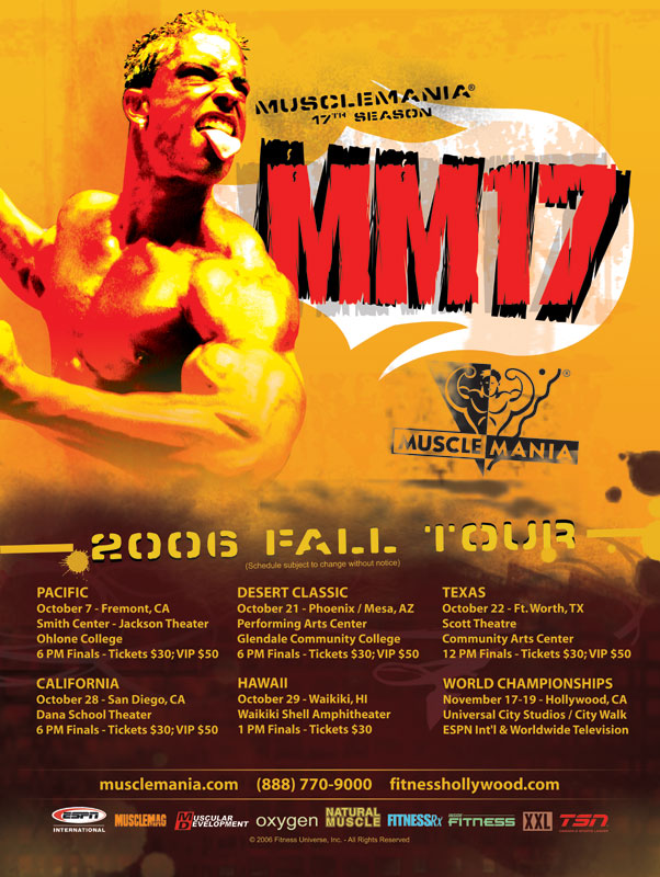 2006 MM - FALL TOUR