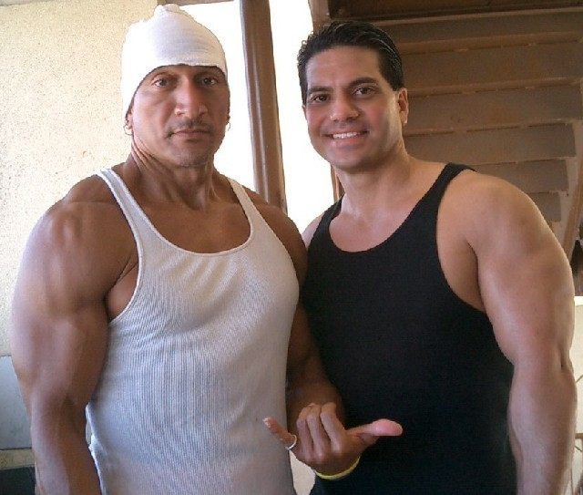 Allen Mahuka - Private Trainer & Kaipo Machado - President Of UBF