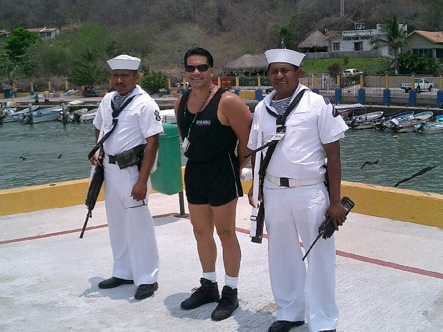 TOYBOYS ~ CARIBBEAN ~ BODY GUARDS